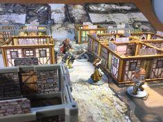 Zombicide Black Plague 3D Scenery - It's Art... In Part