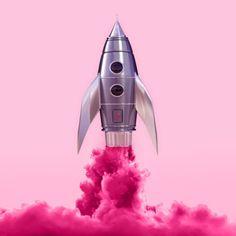 paul-fuentes-rocket-print #inspiration www.agencyattorneys.com