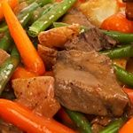 Atkins Beef Stew.  Low Carb Recipes and Delicious Diet Recipes for All Occasions | Atkins