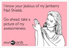 HA! Jamberry Nails = Incredible!  4girls.jamberrynails.net - Corrine Prestwich, Jamberry Nails Consultant