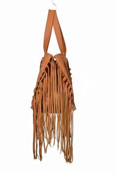 The Meraki Company - Camel Cleo Fringe Tote, $265.00 (http://www.themerakicompany.com/camel-cleo-fringe-tote/)