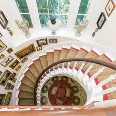 Patricia Altschul Home   Pat Altchul\'s Charleston residence ...