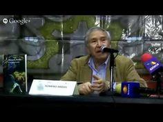 Presentación de CIUDAD DE ZOMBIS de Homero Aridjis #ViveFIL Monterrey - YouTube