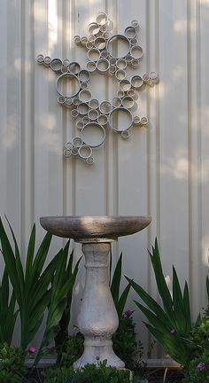 PVC Pipe Sculpture by Linda