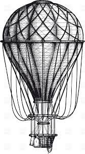 vintage hot air balloon - Google Search