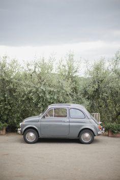 Classic Fiat 500. #fiat500