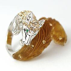 Wolf Ring