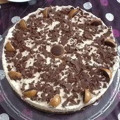Rezept Toffifee-Torte von Su Sanne - Rezept der Kategorie Backen süß