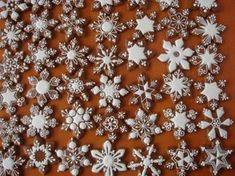 15321 • Snehové vločky - klikni pre väčšiu veľkosť