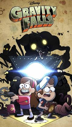 Gravity falls background. Turn your brightness up while watching the monster's eyes