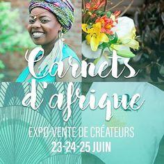 Sur le blog je te parle d'un super événement qui aura lieu du 23 au 24 juin dans le Nord à côté de #Lille. L'occasion de découvrir des créatrices au top, de te faire chouchouter et decouvrir des saveurs venu d'ailleurs avec ton homme ou tes enfants ! Le lien de blog se trouve dans la bio ou tu peux avoir d'autres informations chez @lheureenchanthe !  Photo by @babouchkatelier bijoux by @lesbijouxdeploummauy #carnetsdafrique #armentieres #Lille #createur #afrique #roubaix #tourcoing…