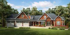 House Plan 58249 | Craftsman   Historic    Plan with 3061 Sq. Ft., 4 Bedrooms, 5 Bathrooms, 3 Car Garage