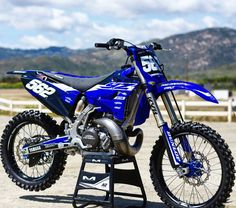 "2 Stroke Tuesday featuring our Yamaha ""Perception"" graphics 🔥 Available for order now on our website Cool Dirt Bikes, Dirt Bike Gear, Mx Bikes, Motorcycle Dirt Bike, Moto Bike, Dirt Biking, Motorcycle Quotes, Yamaha Motocross, Motorcross Bike"