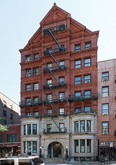 The Montague - Brooklyn Heights - more at www.NewYorkitecture.com
