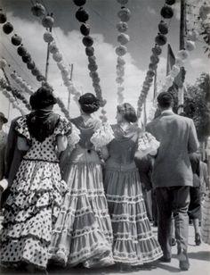 Feria de Séville, 1951 - Brassaï