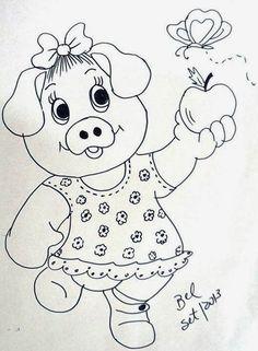 Riscos porquinhas