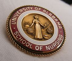 university of alabama birmingham nursing | University of Alabama School of Nursing Graduation Pin | Flickr ...