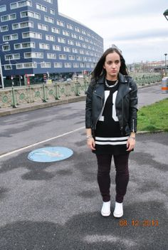 H&m Jackets, Casual Party, Zara Dresses, My Outfit, That Look, Bomber Jacket, Coat, Pants, How To Wear