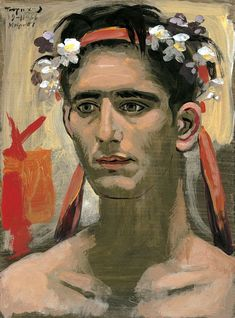 Greece Painting, Moving To Paris, Folk, Fine Art, Portrait, Instagram, Greek, Study, Artists