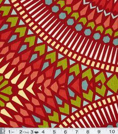 Home Decor Print Fabric- Modern Essentials Badabing Garden, , hi-res