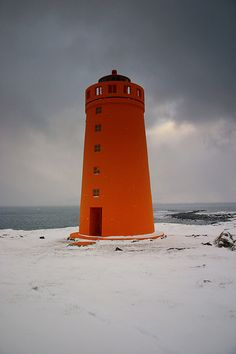 Vattarnes lighthouse | Iceland