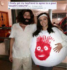 The inventive couple: