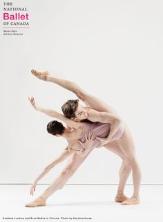 Svetlana Lunkina and Evan McKie in Chroma
