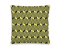 Yellow motivation rhythm pillow, Astral Energy Art, Celestial Astrology Decor and Gifts, Healing Magic Art Decor, Artificial Emotional Intelligence by ArtekFatuek on Etsy Yellow Pillows, Colorful Wall Art, Living Room Art, Emotional Intelligence, Designer Pillow, Sacred Geometry, Home Decor Items, Decorative Items, Wall Art Decor