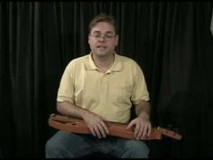 Beginner Mountain Dulcimer Video by Stephen Seifert - YouTube