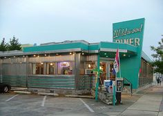 Wildwood Diner , wow