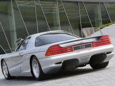 Mercedes Benz C112 Concept (1991)