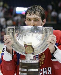 CAN-2008 IIHF WORLD CHAMPIONSHIP DAY 16