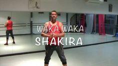 Bailo Latina Waka Waka