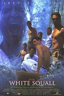 White Squall (1996) Jeff Bridges, John Savage, Ryan Phillipe, Scott Wolf, Jeremy Sisto