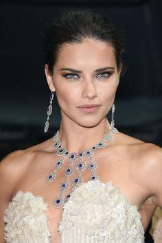 Adriana Lima dishes her beauty secrets: