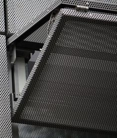 ideas for metal screen facade house Detail Architecture, Interior Architecture, Classical Architecture, Ancient Architecture, Sustainable Architecture, Landscape Architecture, Screen Design, Facade Design, Metal Screen