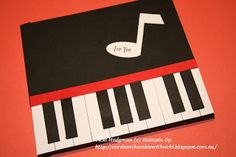 Cards on the table with Vicki: Music to my ears. A CD Holder Tutorial.