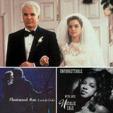 50 father daughter dance songs.