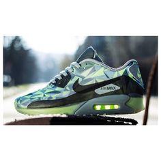 Birthday wishlist - Air Max 90 Ice Volt Mica Green #spokatology