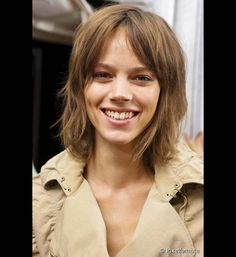 Find the Best Haircut for Your Face Shape: Shag Hairstyles.