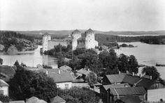 Olavinlinna, Savonlinna, FInland Dreams, River, Outdoor, Outdoors, Outdoor Games, Outdoor Living, Rivers