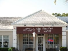 Millie's, Sarasota:rated 4.5 of 5 on TripAdvisor and ranked #37 of 950 restaurants in Sarasota. Biscuits and Gravy Lox with cream Cheese, Capers