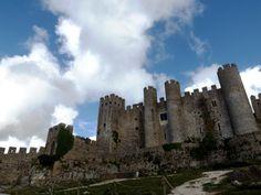 Castelo de Óbidos, Leiria, Portugal