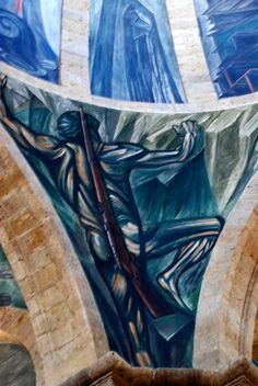 José Clemente Orozco (November 23, 1883 – September 7, 1949) was a Mexican painter, who specialized in bold murals that established the Mexican Mural Renaissance together with murals by Diego Rivera, David Alfaro Siqueiros, and other