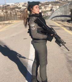Idf Women, Military Women, Israeli Female Soldiers, Israeli Girls, Heavy Metal Girl, Military Girl, Best Face Products, Sexy Asian Girls, Powerful Women