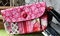 Keyka Lou - Pleated Pouch by Carrie by pink chalk studio, via Flickr