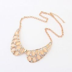 FALSE COLLAR NECKLACES LUXURY BRAND STATEMENT NECKLACE LINK CHAIN BUBBLE BIJOUTERIE FOR WOMEN BIB NECKLACES NEW COLLECTION 2014 Collar Necklace, Pearl Necklace, Bib Necklaces, Luxury Branding, Bubble, Fashion Jewelry, Pearls, Chain, Link