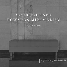 What Type of Minimalist Are You?