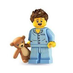 Lego Minifigures Series 6 - Sleepyhead