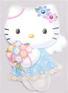 Hello Kitty Angel Gift Greeting Card  #HelloKitty